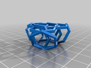 Hexagon stand