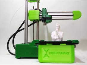 Easy to Assemble 2020 3D Printer