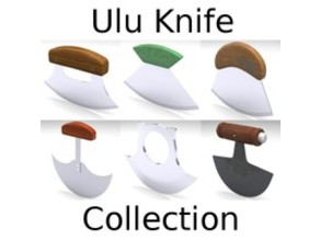 Ulu Knives Minatures