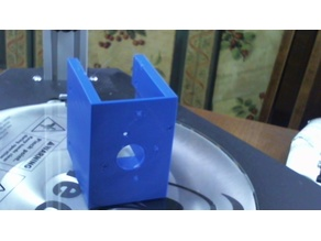 Seemecnc Artemis Extruder Mount Y Tower