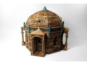 OpenForge 2.0 Mausoleum
