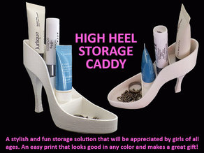 High Heel Storage Caddy