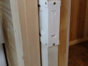 Flush Mount Pocket Door Handle