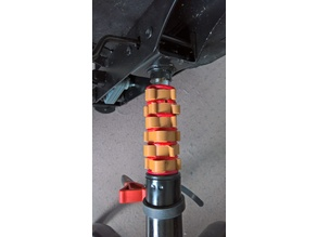 Chair Spine for Broken Hydraulics