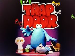 Trap Door - Main Characters ( Berk, Boni, Drutt and worms)