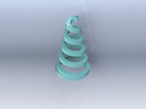 Conical Spring Thing