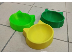 Cat Bowl , Pet Bowl