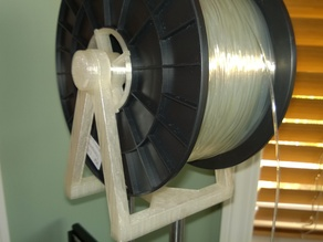 Spool Holder for Printrbot Simple Metal