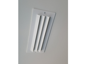 Vent Replacement - Single Direction