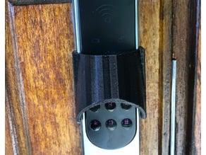 Yale Doorman Code lock shelter