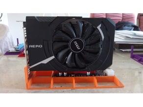 GPU PCIe / PCI-e Riser Stand / Holder