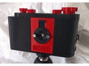 Sidewinder Snakeskin 6x4.5 Pinhole Camera
