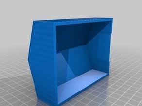 N Scale Storage Shed