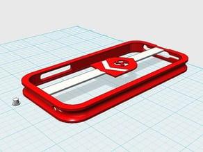 iPhone5s case prototype