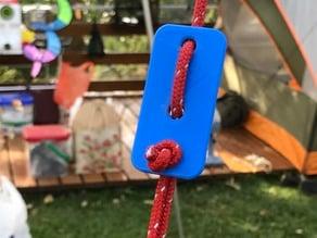 Camping Rope (4mm) Adjuster/Fastener