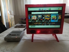 "10.1"" LCD TV like case"
