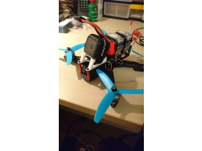 Real4 gopro session 5 ultralight mount 30 degree