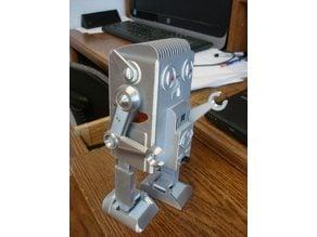 Balance Walking Robot. 3d printed TYPE 1