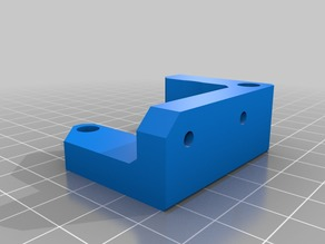 MK3 Y Motor holder end stop