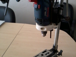 Drill Press Adapter