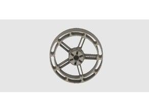Klicks Wheel and Rubber