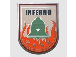 CS:GO Pins Inferno