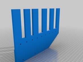 Printrbot simple to Plus adpater