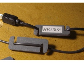 Wire Tags / Labels