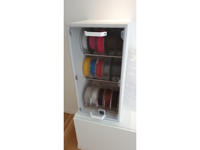 Filament Storage Dry Cabinet