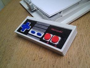 Printable NES controller