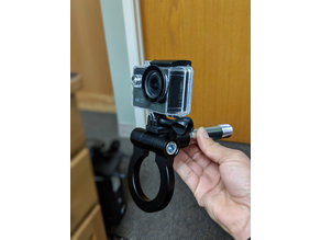Gopro / Action Camera Tow Hitch Mount