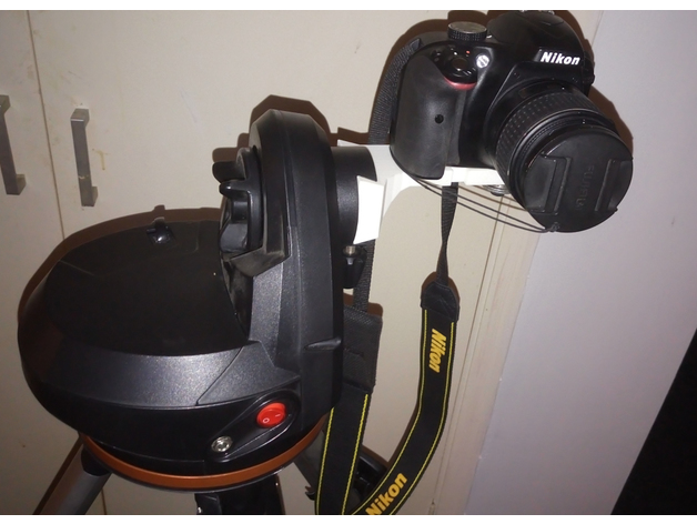 telescope with dslr mount