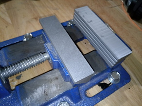 4'' Vise Jaw Magnetic Covers