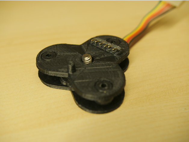 vive tracker vibration mount for drones and other high frequency