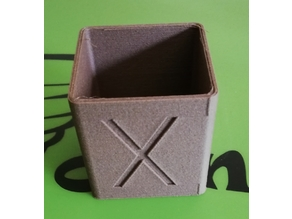 Box Calibration Cube 50