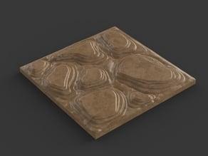 Caverns Dungeon Tiles - Floor Section