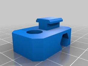 Makerfarm Z axis screw bracket