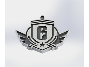 R6S Diamond Logo
