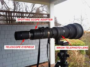 Spotting Scope Adapter