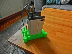 Smartphone loading station for couples, Energy Station!