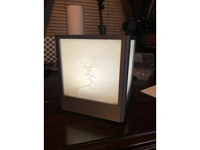 Lithopane Box
