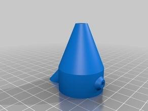 K40 Laser Cutter Air Assist Nozzle