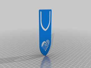 e-Nable Bookmark