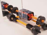 3d printed Mendo Motor