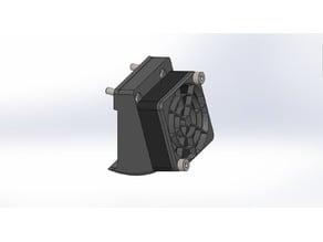 Raise3D N2 - Pro2 Style Fan Upgrade