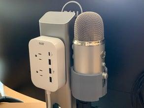 Yeti Microphone Holder