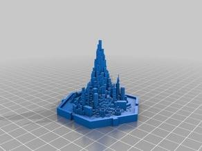 GrimDark Planetary Empires Hive City 40k