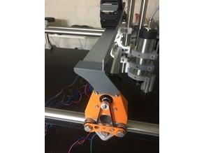 MPCNC Braquets for aluminium profile drag chain 40mm x 2mm