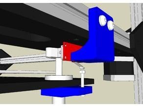 Folgertech FT-5 Simple Solid Z Endstop