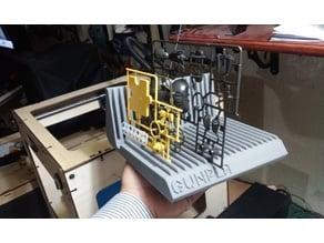 Gunpla Sprue Desktop Organizer